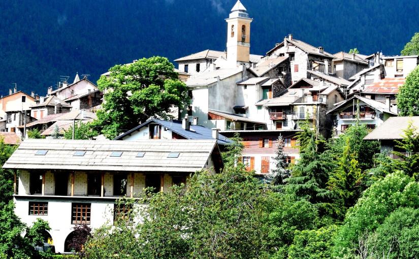 Valdeblore : zoom sur le village de La Roche