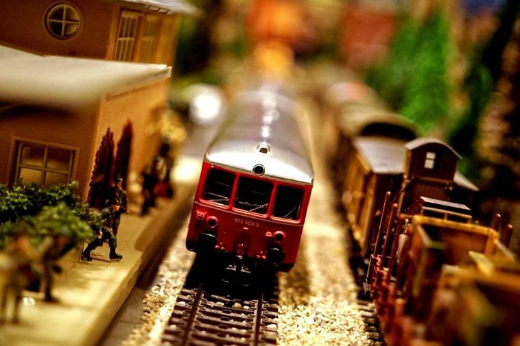 train-modelisme