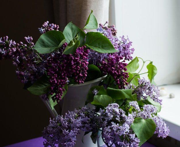 Zoom sur la décoration florale