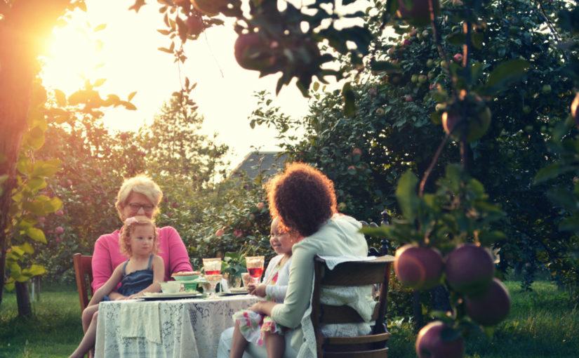 Comment organiser votre repas d'été dans votre jardin ?