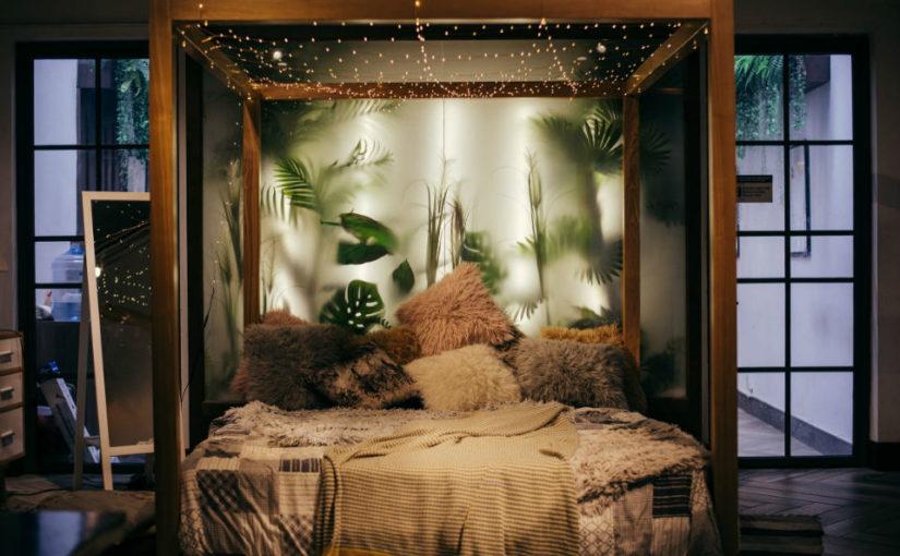 Créer une déco de chambre cosy et relaxante