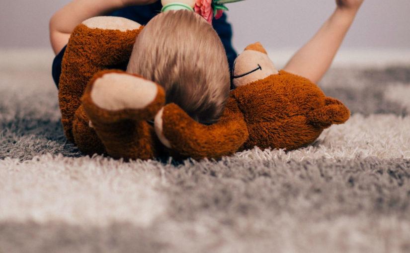 Pourquoi mettre un tapis dans une chambre d'enfant ?