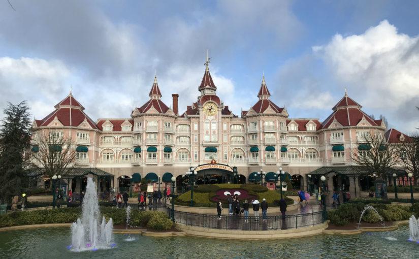 Zoom sur l'agrandissement de Disneyland Paris